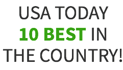 Usa today 10 best in the country